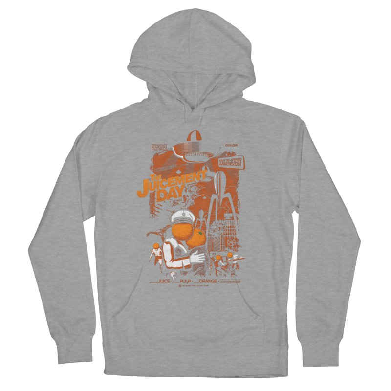 The Juicement Day Men's Pullover Hoody by ouno