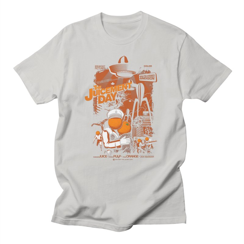 The Juicement Day Men's T-Shirt by ouno