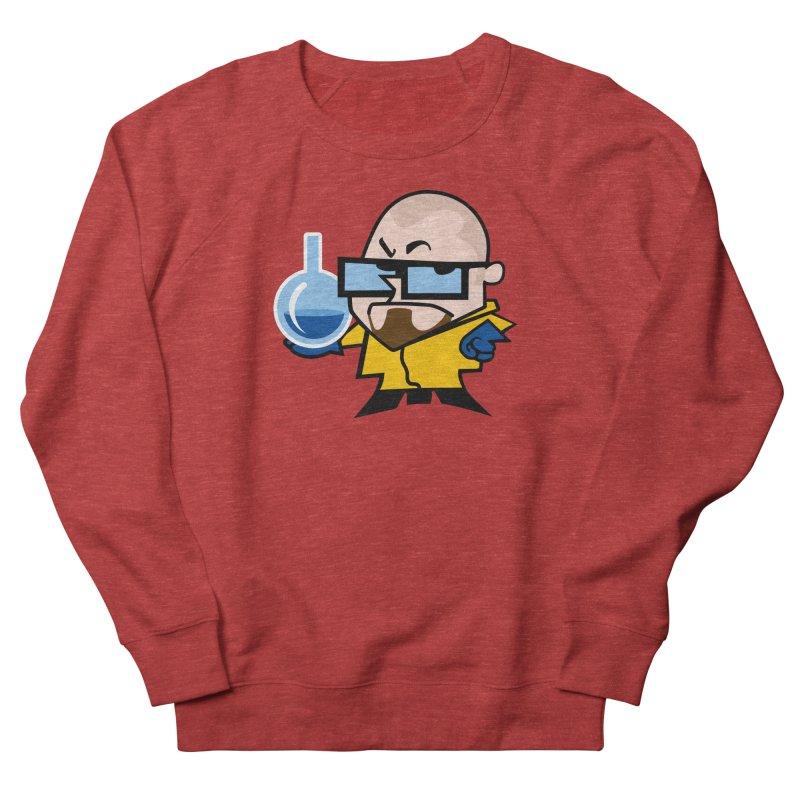 Dexter White Men's Sweatshirt by ouno