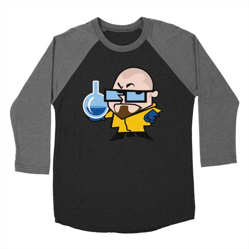 Dexter White Men's Baseball Triblend T-Shirt by ouno