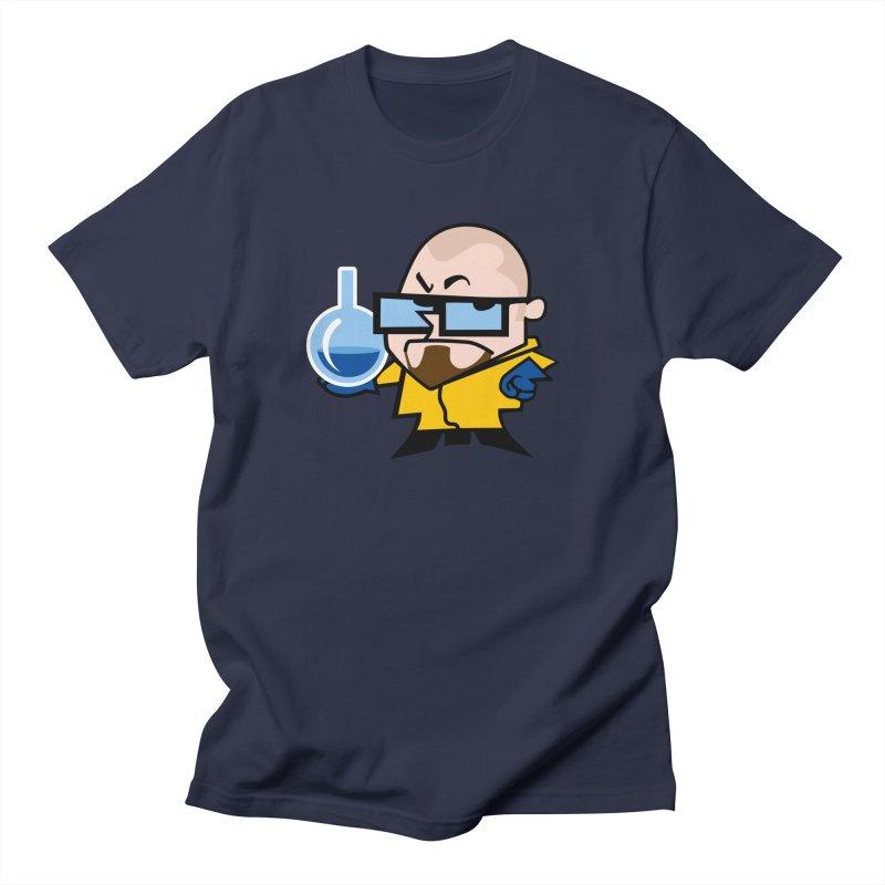 Dexter White Women's Unisex T-Shirt by ouno