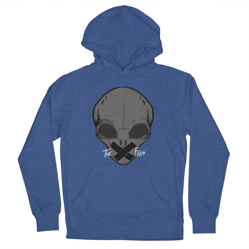 Restricted Information Men's Pullover Hoody by ouno