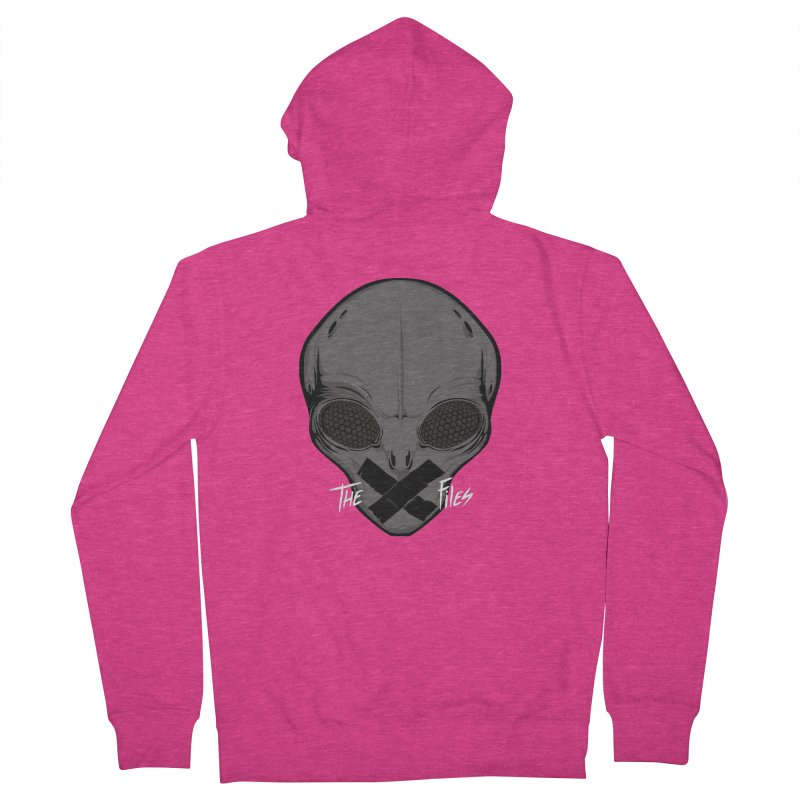 Restricted Information Women's Zip-Up Hoody by ouno