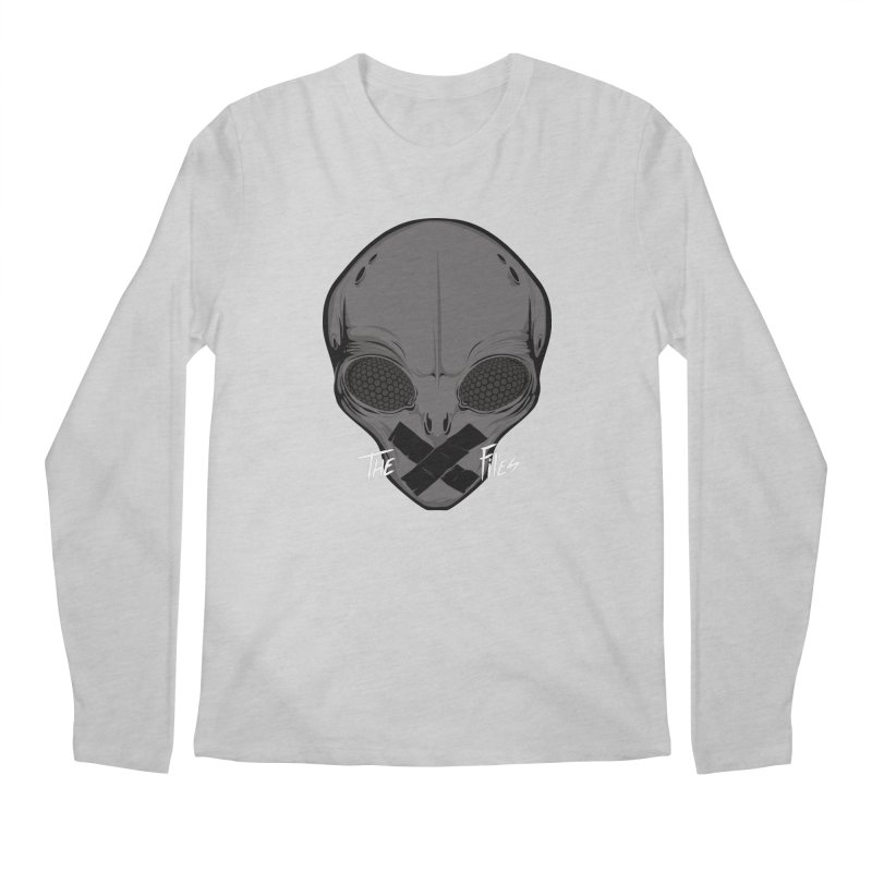 Restricted Information Men's Longsleeve T-Shirt by ouno