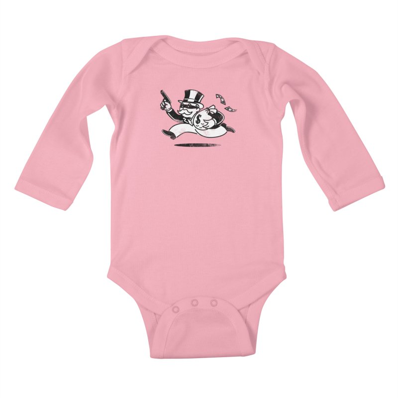 The Last Move Kids Baby Longsleeve Bodysuit by ouno