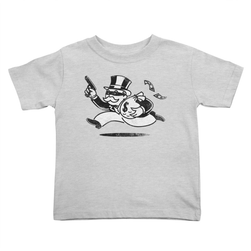 The Last Move Kids Toddler T-Shirt by ouno