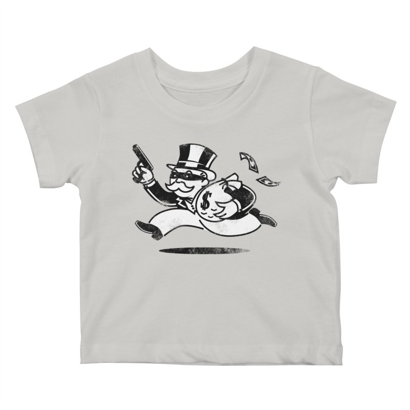 The Last Move Kids Baby T-Shirt by ouno