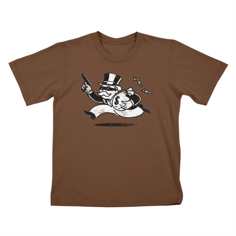 The Last Move Kids T-Shirt by ouno