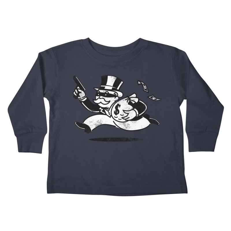 The Last Move Kids Toddler Longsleeve T-Shirt by ouno