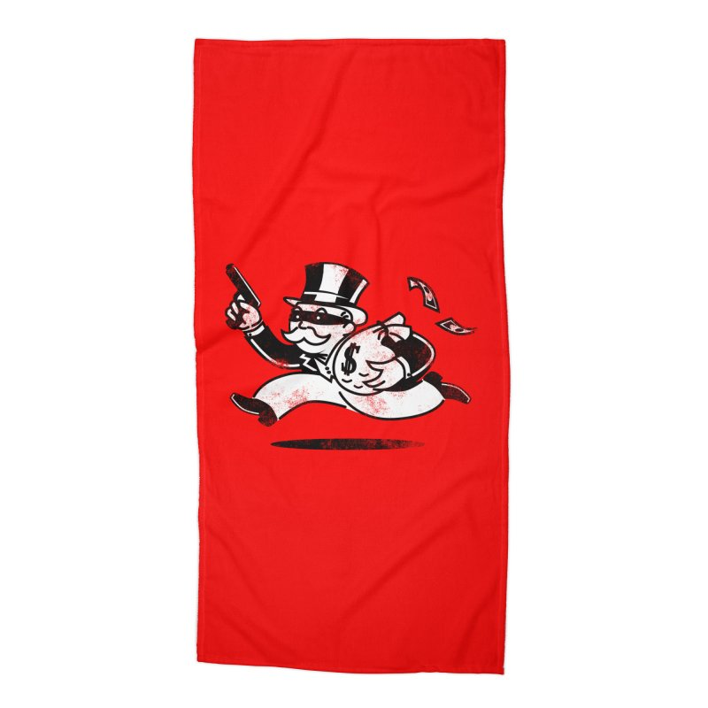 The Last Move Accessories Beach Towel by ouno