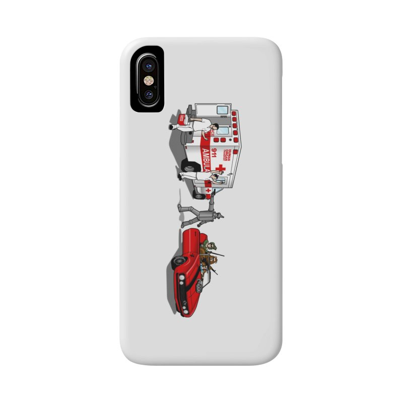 Heartless Accessories Phone Case by ouno