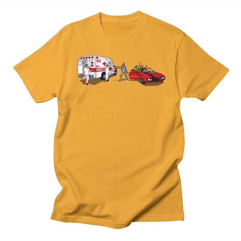 Heartless Men's T-shirt by ouno