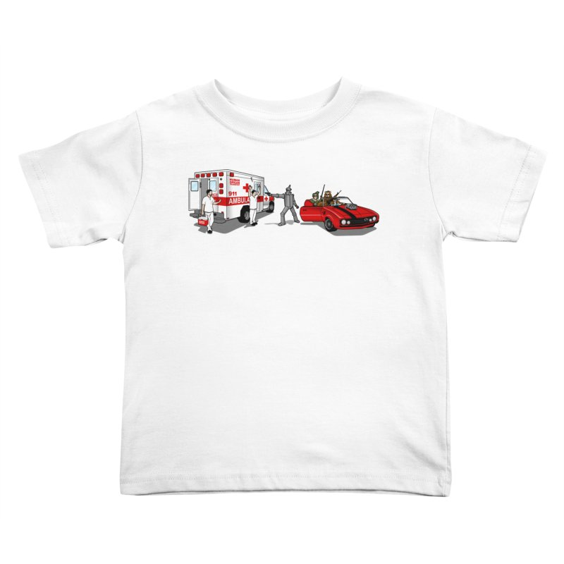Heartless Kids Toddler T-Shirt by ouno