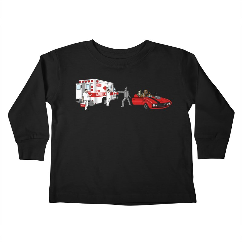Heartless Kids Toddler Longsleeve T-Shirt by ouno
