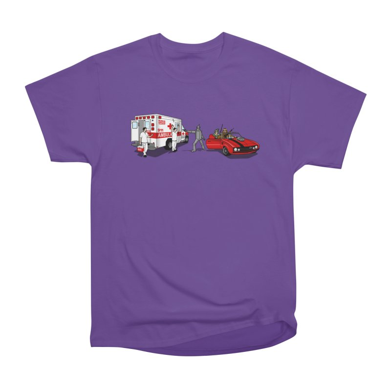 Heartless Men's Classic T-Shirt by ouno