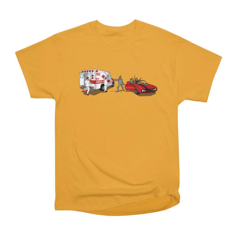 Heartless Women's Classic Unisex T-Shirt by ouno