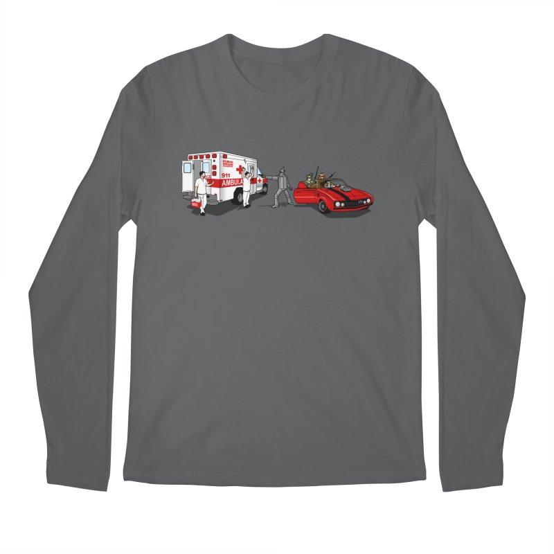 Heartless Men's Longsleeve T-Shirt by ouno