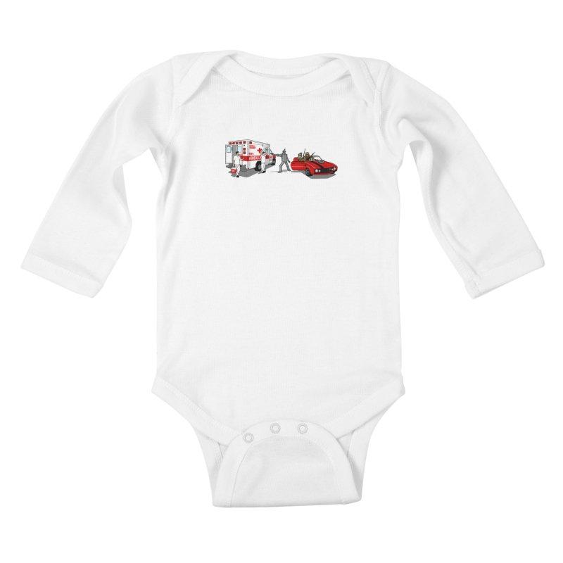 Heartless Kids Baby Longsleeve Bodysuit by ouno