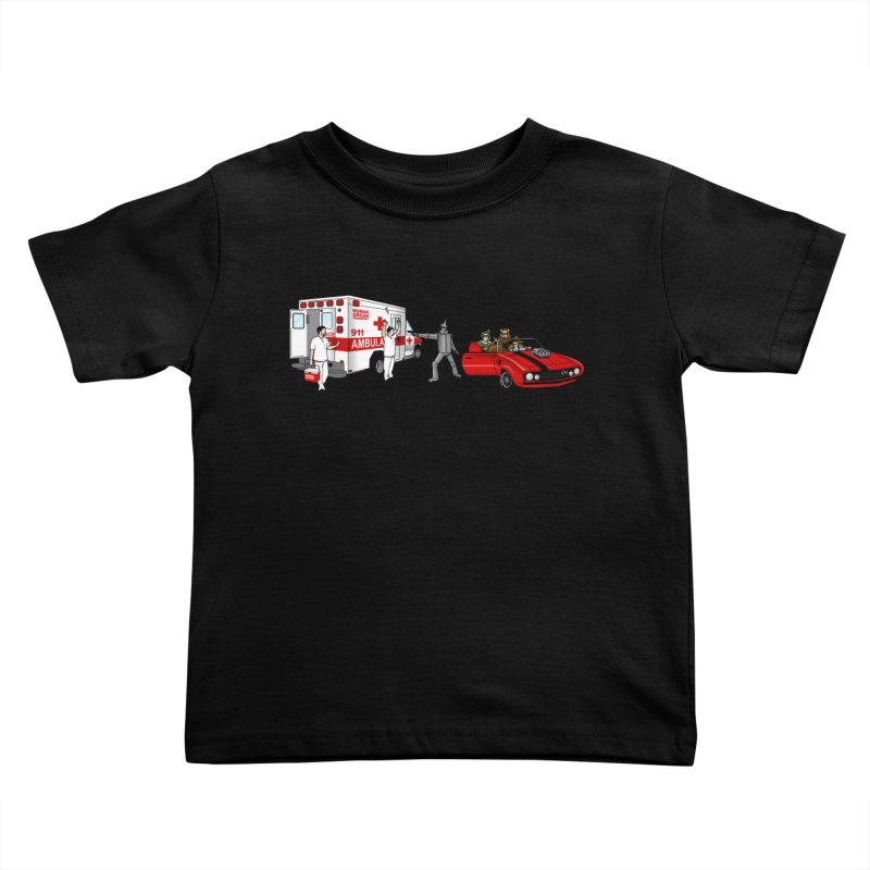 Heartless Kids Toddler T-Shirt by ouno