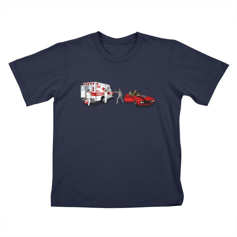 Heartless Kids T-Shirt by ouno