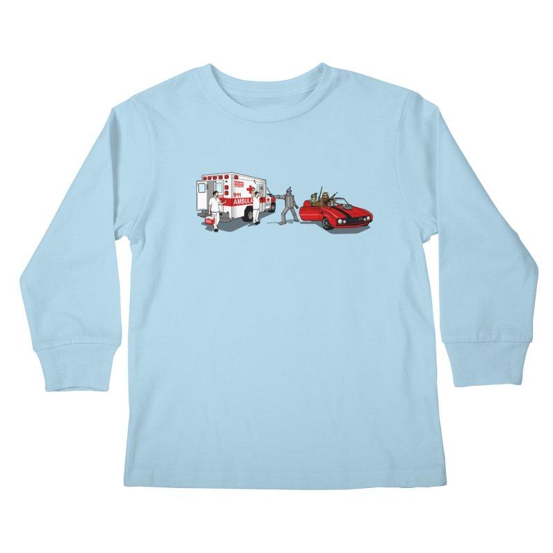 Heartless Kids Longsleeve T-Shirt by ouno