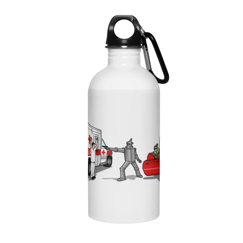 Heartless Accessories Water Bottle by ouno