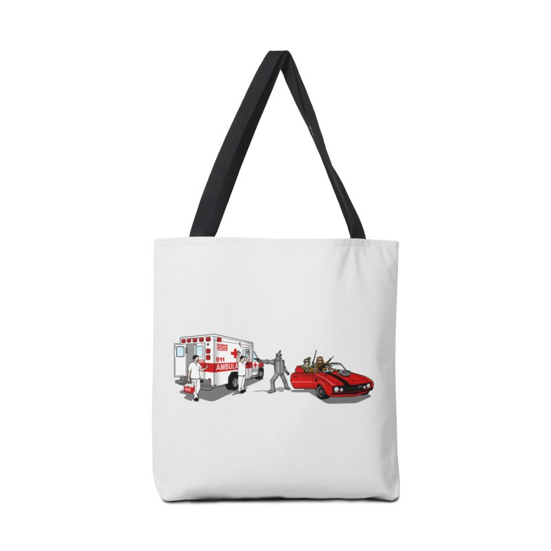 Heartless Accessories Bag by ouno