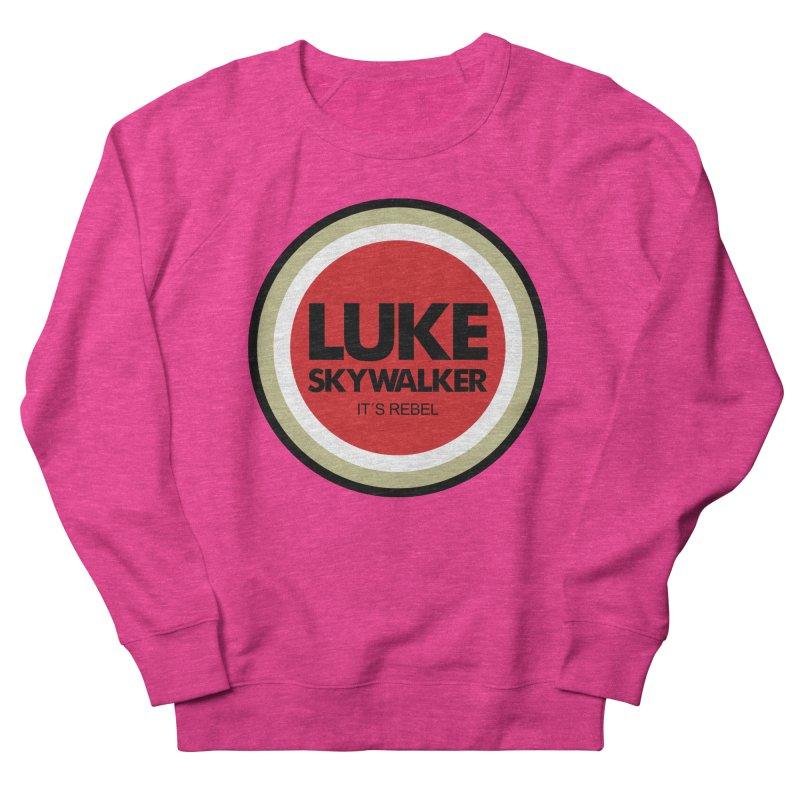 Luke Skywalker Women's Sweatshirt by ouno