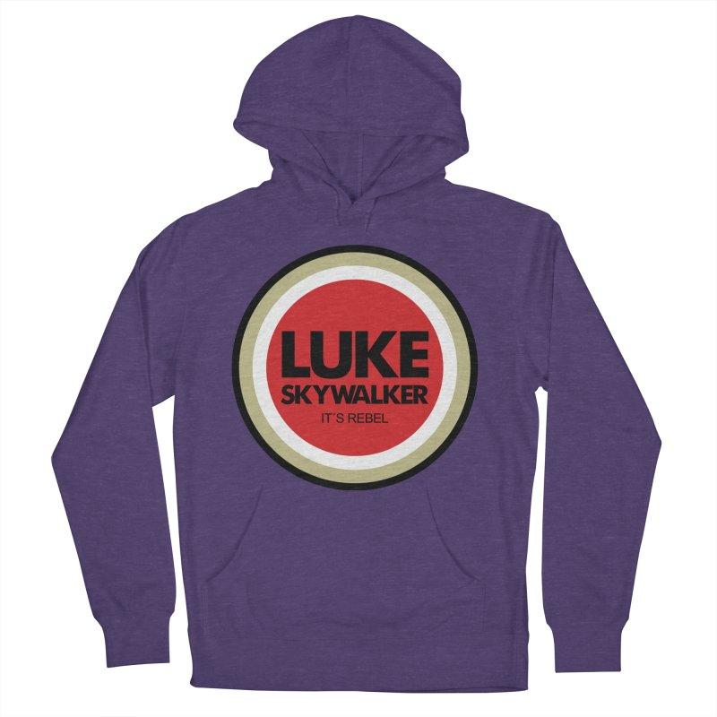 Luke Skywalker Women's Pullover Hoody by ouno