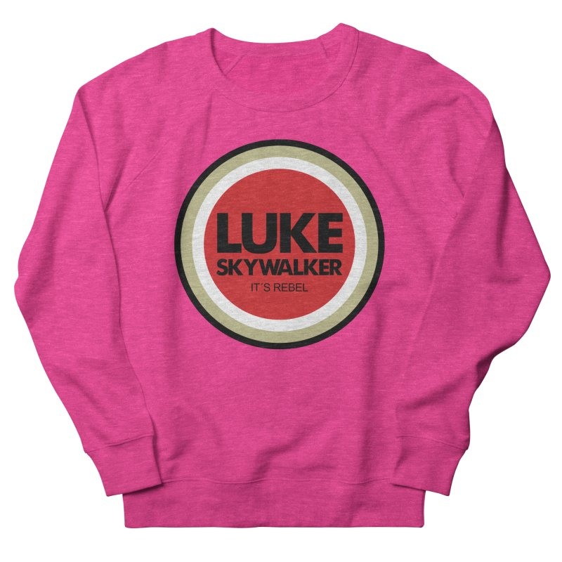 Luke Skywalker Women's Sweatshirt by ouno