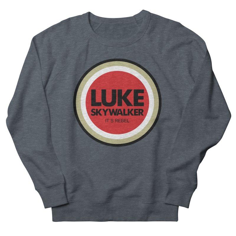 Luke Skywalker Men's Sweatshirt by ouno