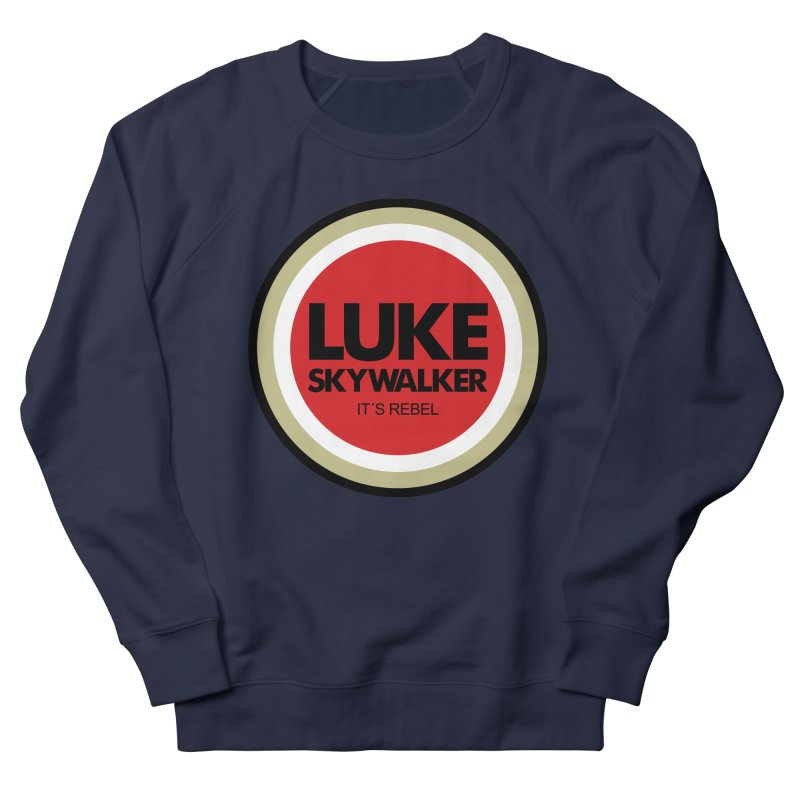 Luke Skywalker Men's Sweatshirt by ouno