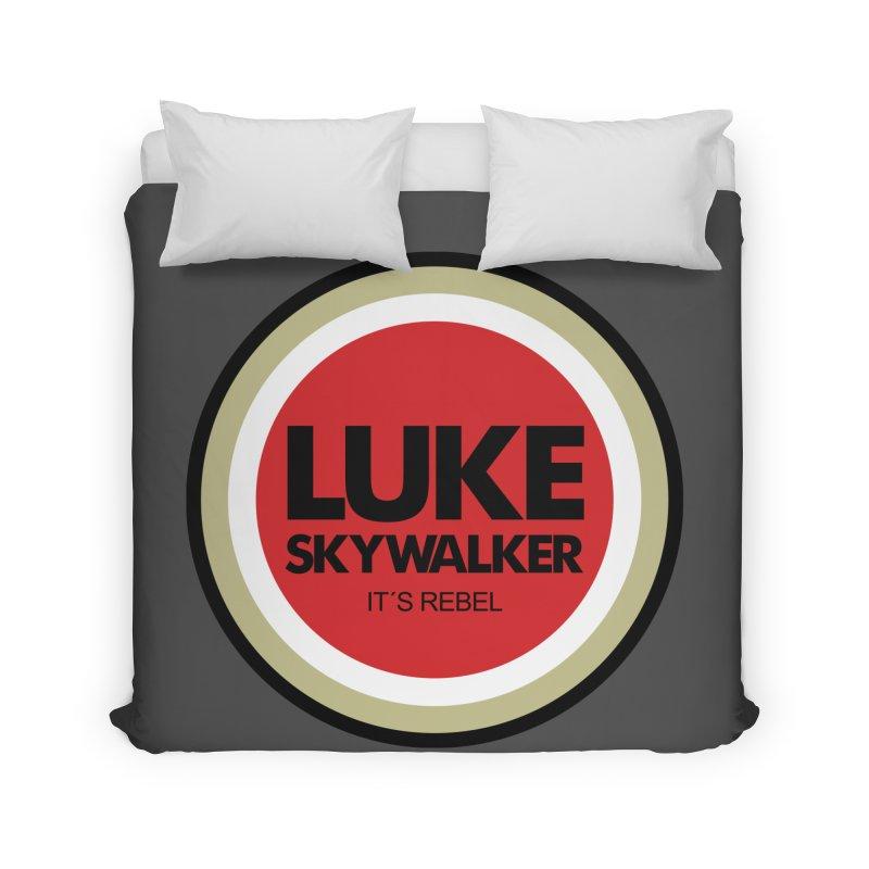 Luke Skywalker Home Duvet by ouno