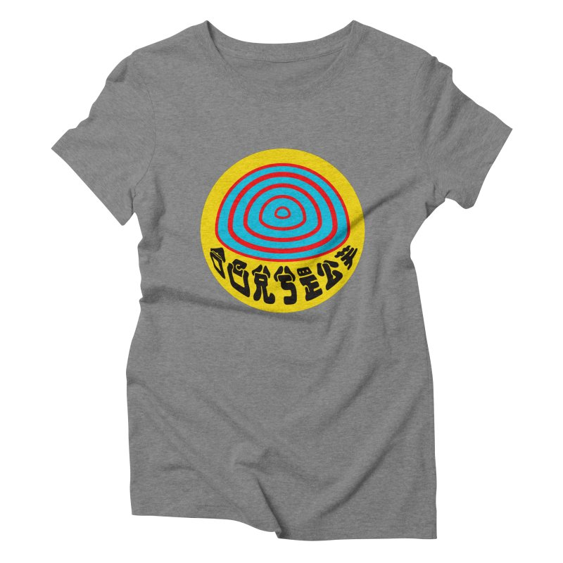 Planet 9 Women's Triblend T-shirt by Ourself