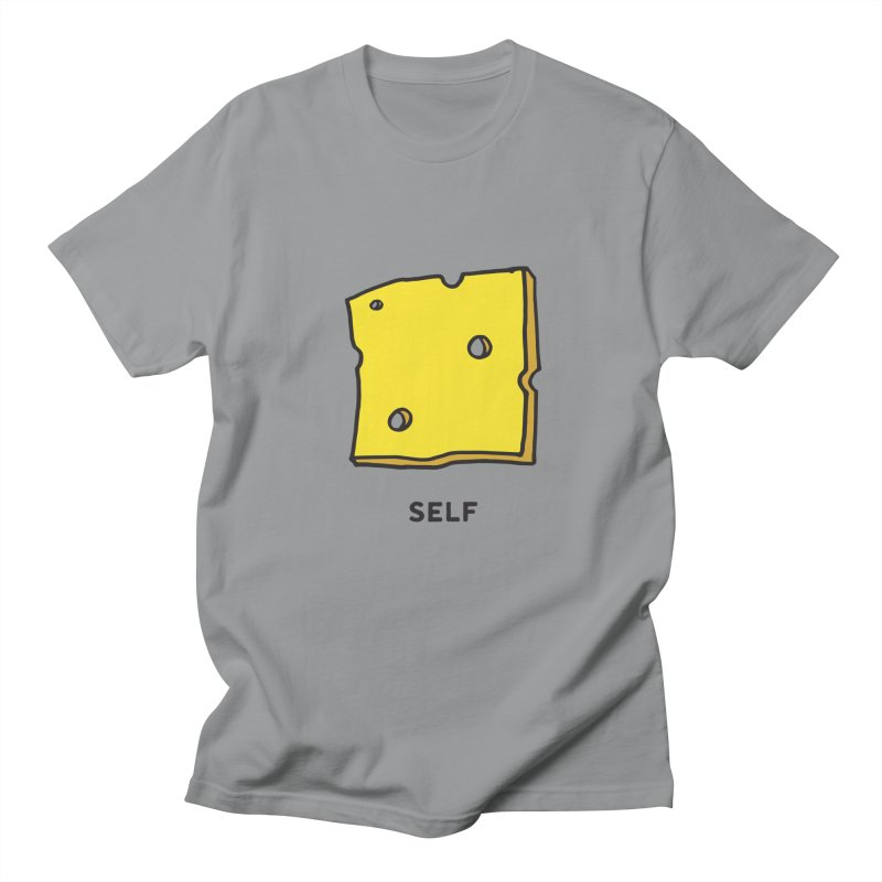 Cheese Men's T-Shirt by Ourself