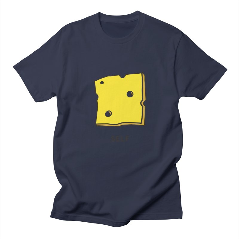 Cheese Women's Unisex T-Shirt by Ourself