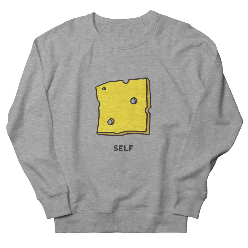 Cheese Women's Sweatshirt by Ourself
