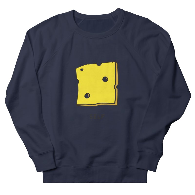 Cheese Men's Sweatshirt by Ourself