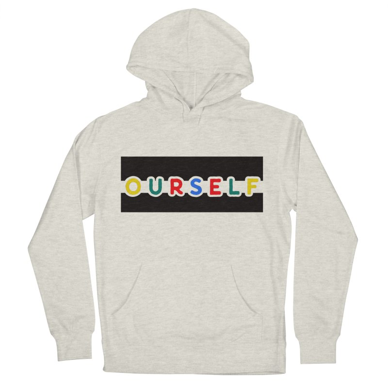 Kinder Men's Pullover Hoody by Ourself