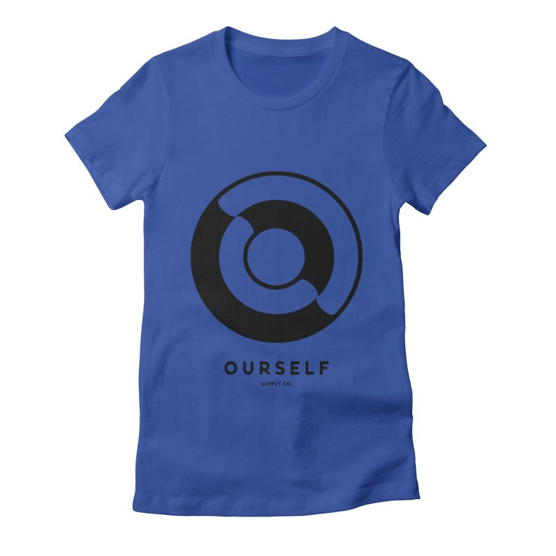 Oscar Women's Fitted T-Shirt by Ourself