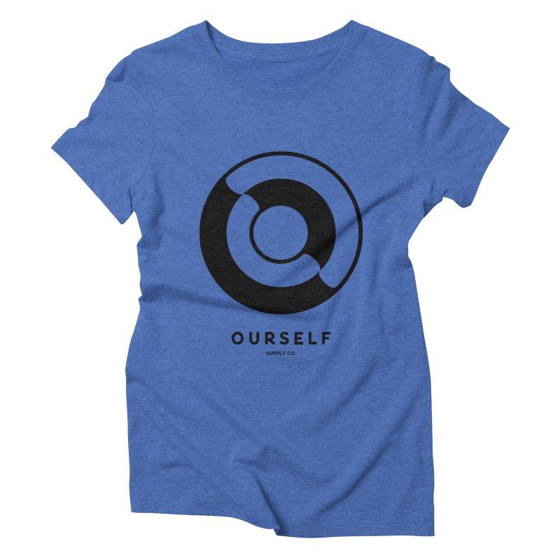 Oscar Women's Triblend T-Shirt by Ourself