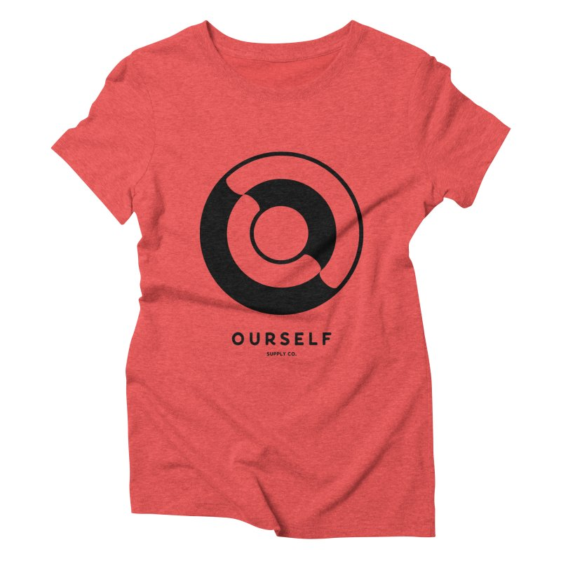 Oscar Women's Triblend T-Shirt by Ourself