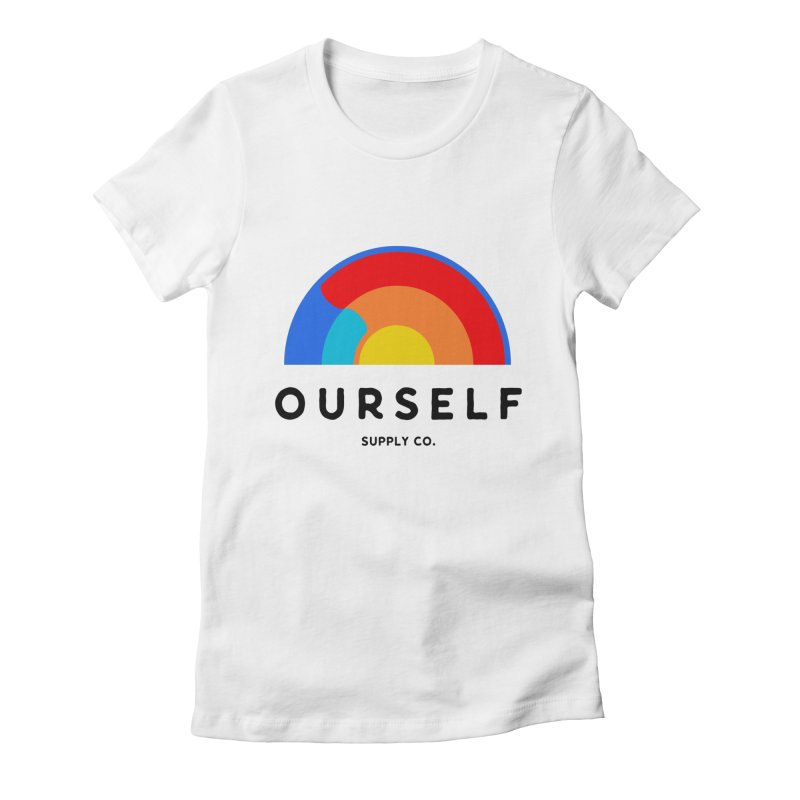 72 Women's Fitted T-Shirt by Ourself