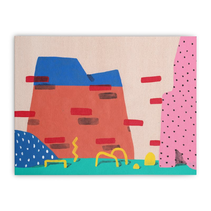 1491 Home Stretched Canvas by Ourself