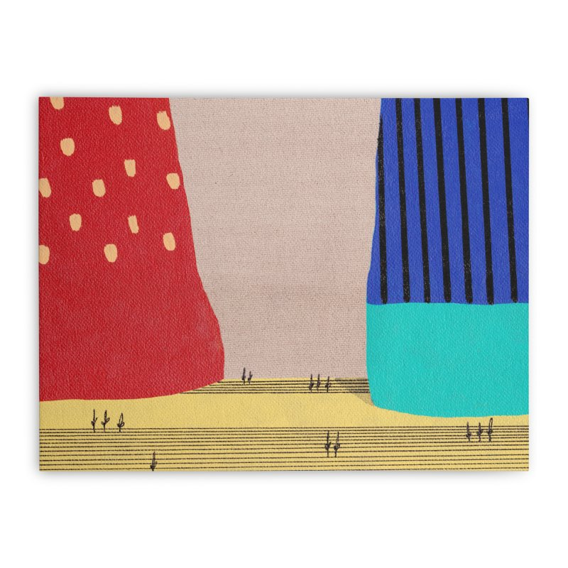 Guilin Home Stretched Canvas by Ourself