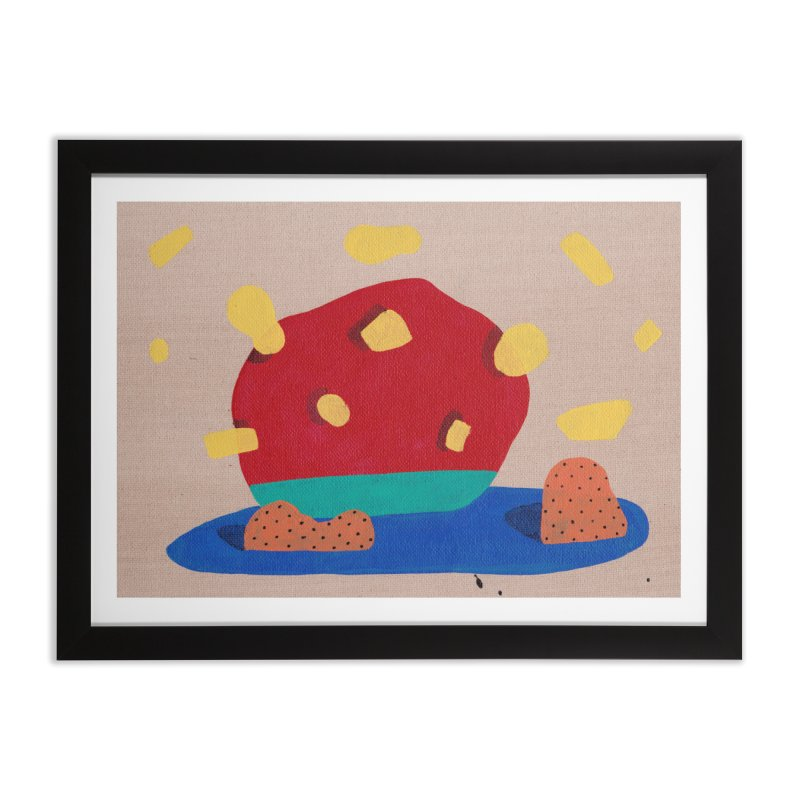 Hon Home Framed Fine Art Print by Ourself