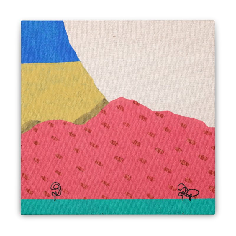 Mothers Ridge Home Stretched Canvas by Ourself