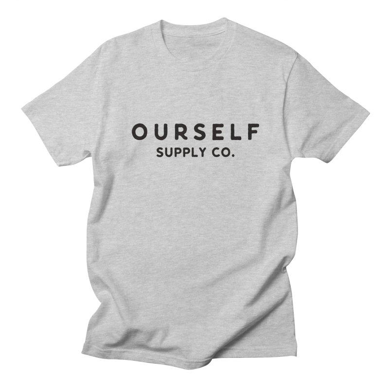 Origin Men's T-shirt by Ourself