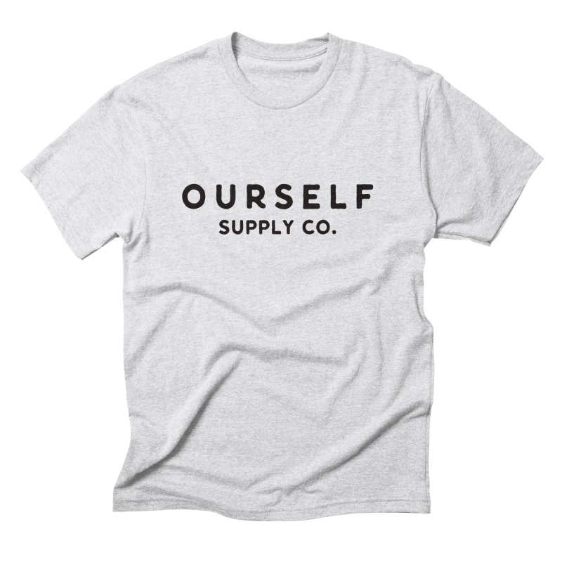 Origin Men's Triblend T-shirt by Ourself