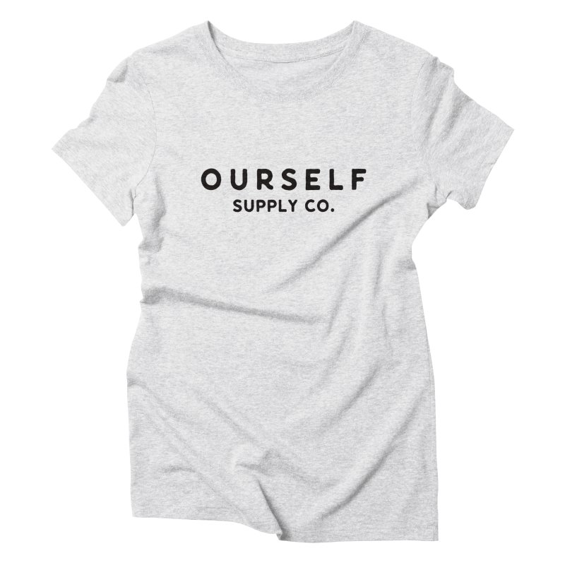 Origin Women's Triblend T-Shirt by Ourself